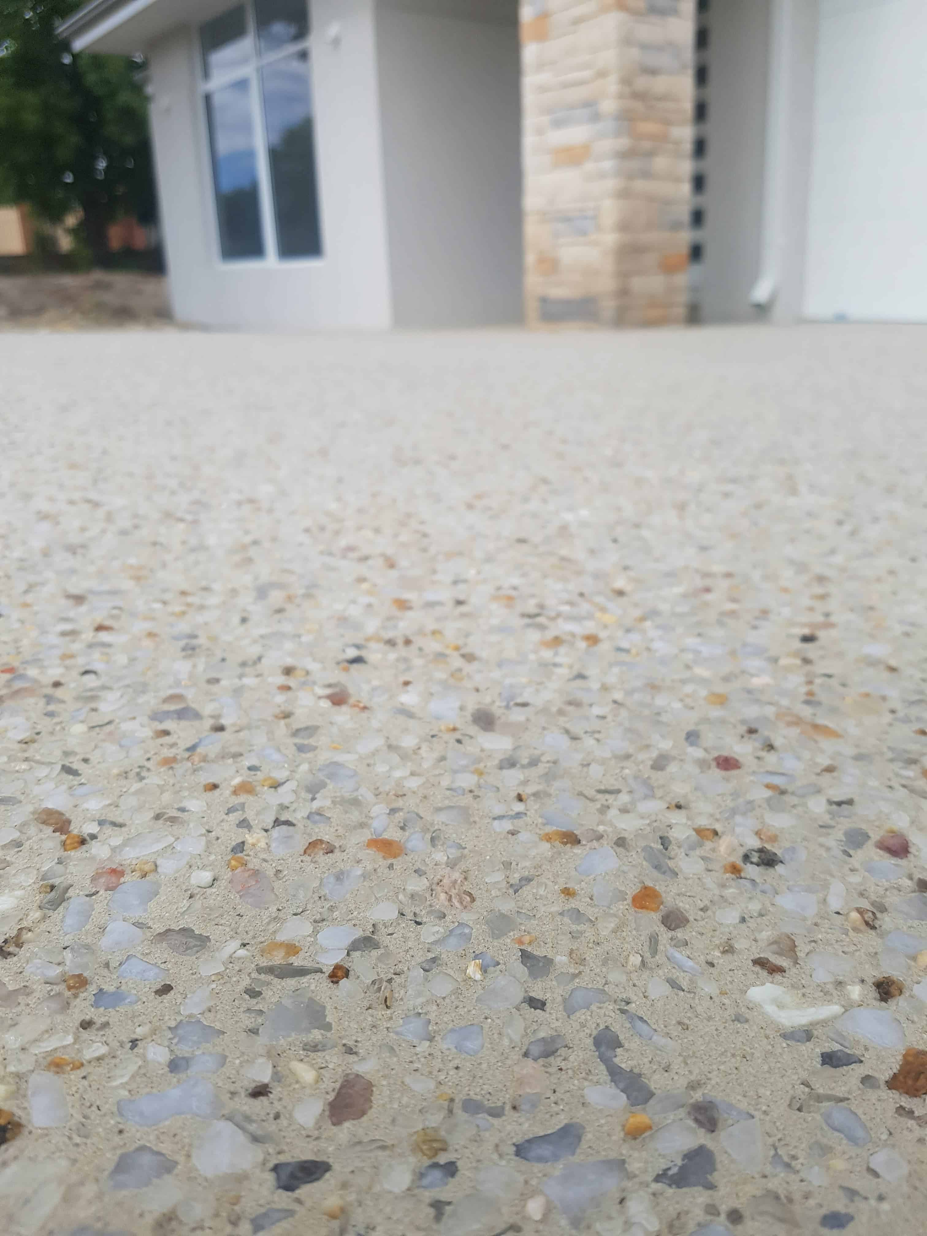 How Much Does Exposed Aggregate Cost Skyle Concrete